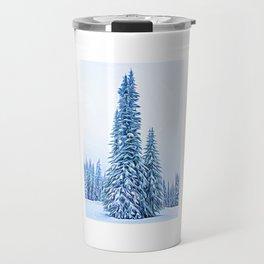 Three Bear Tree Island Travel Mug
