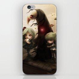 Everything Dies iPhone Skin