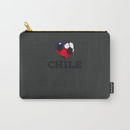 Chile Soccer Shirt 2016 Carry-All Pouch