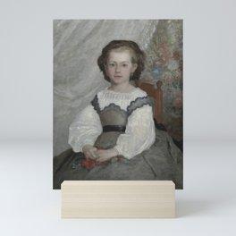 Mademoiselle Romaine Lascaux Mini Art Print