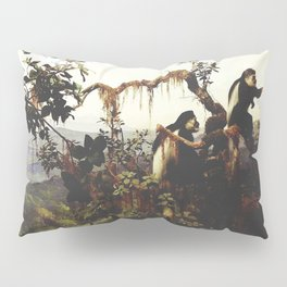 Up In The Trees Pillow Sham