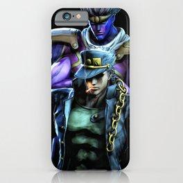 Jotaro iPhone Case
