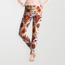 uteri_white Leggings