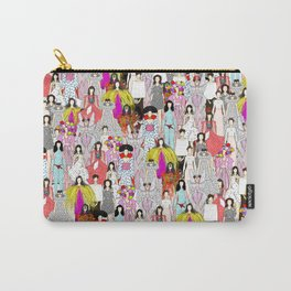 Bjork-A-thon Carry-All Pouch