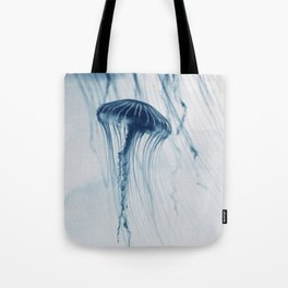 Deep Blue Sea #4 Tote Bag
