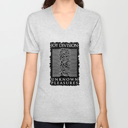 The Line Of Division Unisex V-Neck