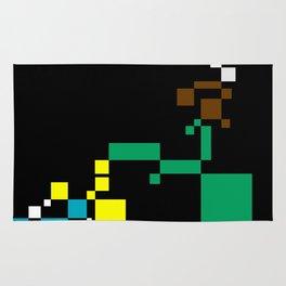 PixelLandScape Rug