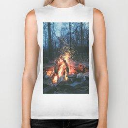 Campfire Biker Tank