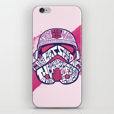 En rose iPhone & iPod Skin