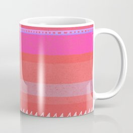 nayarit, fuschia Coffee Mug