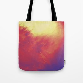 Psychedelica Chroma IV Tote Bag