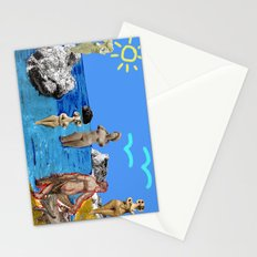 Aphrodites throughout times Stationery Cards