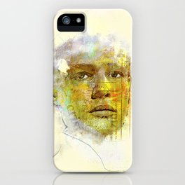 It was once Marlon B. iPhone Case