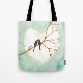 Birdlove Tote Bag