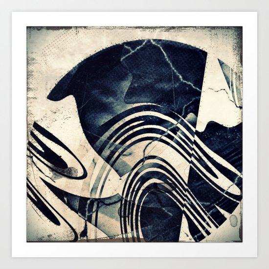 Print #II Art Print