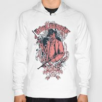 gangster Hoodies featuring Urban gangster by Tshirt-Factory