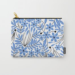 Spring Blues - Daffodils Carry-All Pouch