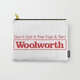 Woolworth Carry-All Pouch