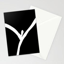Vagina 1b by Kathy Morton Stanion Stationery Cards