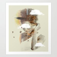 New York Dreaming Art Print