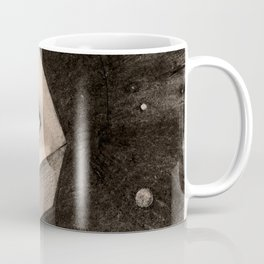 "Odilon Redon ""The Cube"" Coffee Mug"