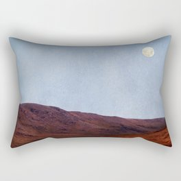Moon Over Rannoch Rectangular Pillow