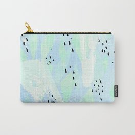 Pippa Blue Carry-All Pouch