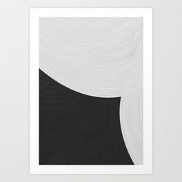 Motra - Abstract Strokes #26 Art Print