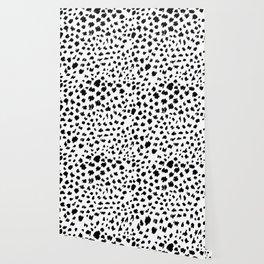 Cheetah skin pattern design Wallpaper
