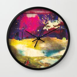 You're Lost In Translations Wall Clock