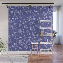 Gisophila blue Wall Mural