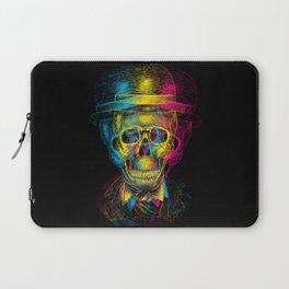Worked to Death Laptop Sleeve