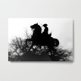 The Australian Lighthorseman Metal Print