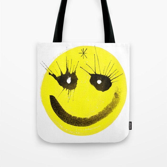 Smiley? Tote Bag