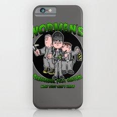 Norman's Paranormal Pest Control iPhone 6s Slim Case