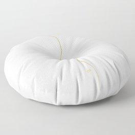 Kintsugi Floor Pillow