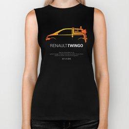 Retour vers le futur - Twingo Biker Tank