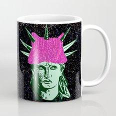 the Lady Liberty Mug