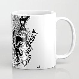 Stormy Silence Coffee Mug