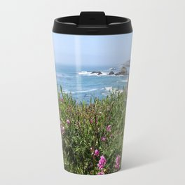 Beautiful North California Coast Travel Mug