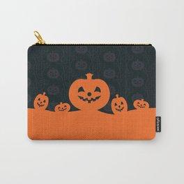 Pumpkins Design Carry-All Pouch