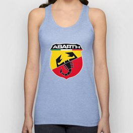 Abarth Unisex Tank Top