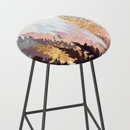 Wine Forest Bar Stool