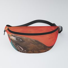 Red tailed Hawk Fanny Pack