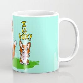 I is FOX! Coffee Mug