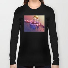 Weeping Violin Long Sleeve T-shirt