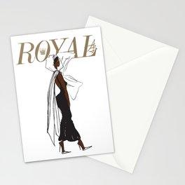 Nia Royal Stationery Cards
