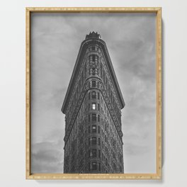 Flat Iron Building - New York Serving Tray
