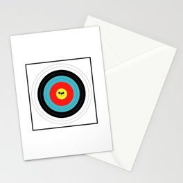 Marksman Target Grouping Stationery Cards