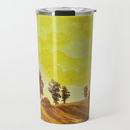 Warmest of Autumns Travel Mug